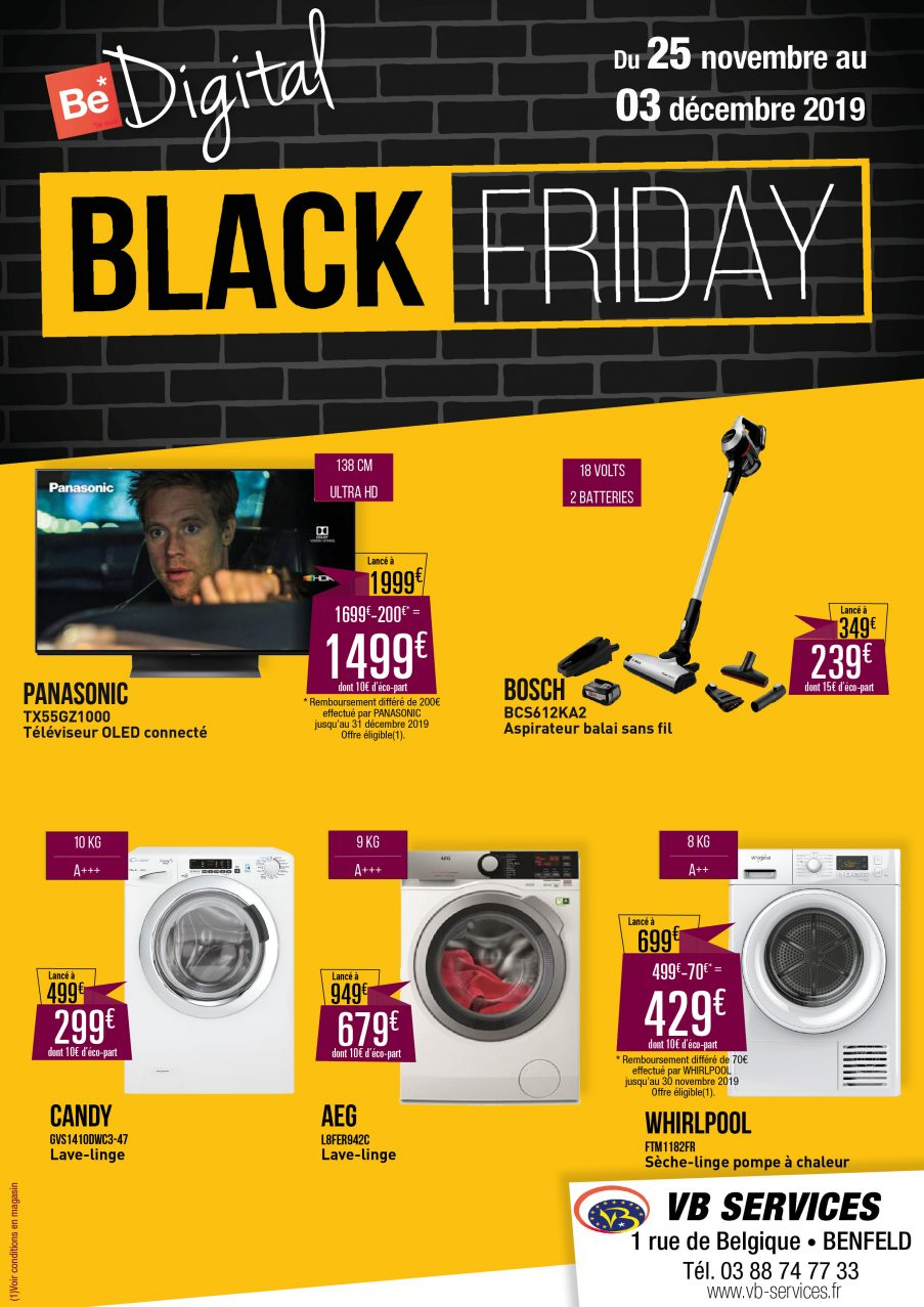 Pub BLACK FRIDAY